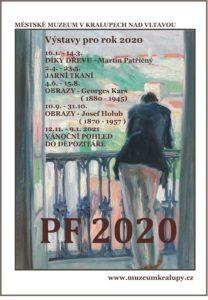 Plán výstav na rok 2020