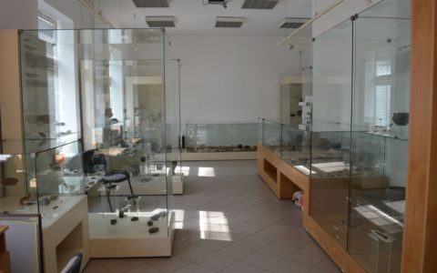 Expozice archeologie